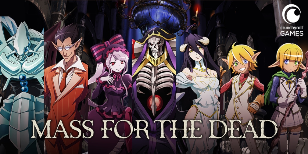 Mass for the Dead is an upcoming hero-collecting RPG for iOS and Android based on the anime Overlord