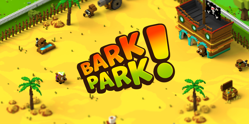 Bark Park, an unrelentingly silly territory game with dogs, is coming soon to iOS