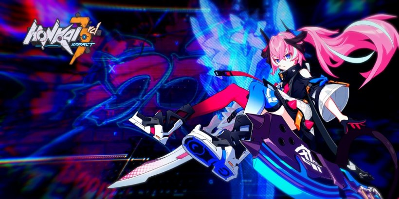 Honkai Impact 3rd's upcoming update will introduce a new S-rank battlesuit