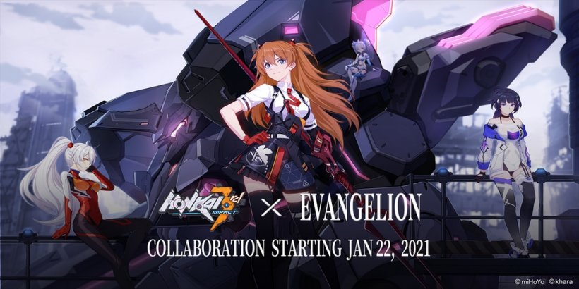 Honkai Impact 3rd has announced an upcoming collaboration with the popular anime Neon Genesis Evangelion