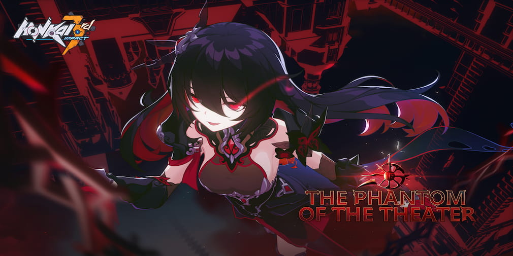 Honkai Impact 3rd announces The Phantom of the Theater update featuring a new S-rank Battlesuit