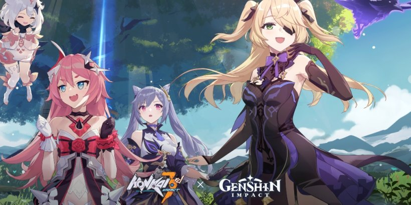 Honkai Impact 3rd is set to host a crossover event with Genshin Impact, introducing Fischl to the action RPG