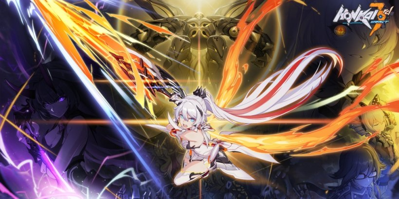 Honkai Impact 3rd's Inherit the Flame update will add a new S-Rank battlesuit for Kiana