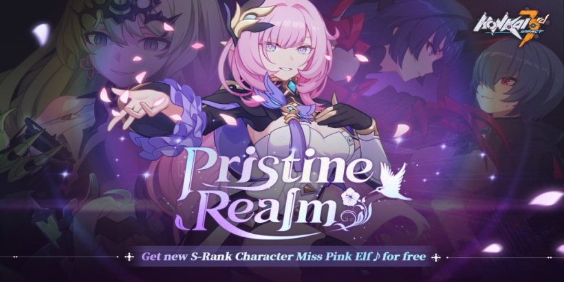 Honkai Impact 3rd's Pristine Realm update will introduce new battlesuits and story arcs