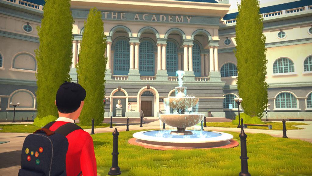 Explorez une école étrange et percez-en les mystères dans The Academy, disponible le mois prochain sur mobiles et Switch