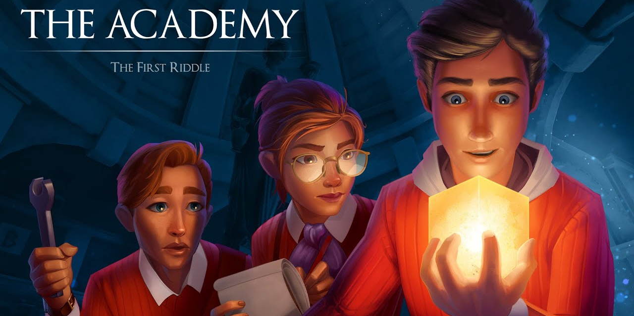 The Academy: The First Riddle might be the Harry Potter-like mobile game that fans have always wanted