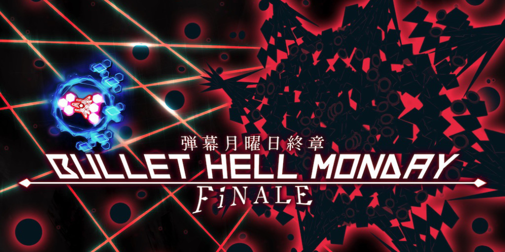Bullet Hell Monday Finale is a trippy danmaku shmup out now for iOS and Android