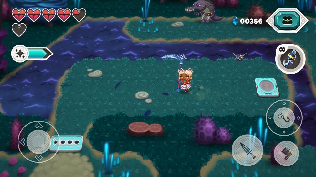 Le dernier jeu à arriver sur Apple Arcade est Legend of the Skyfish 2 de Crescent Moon