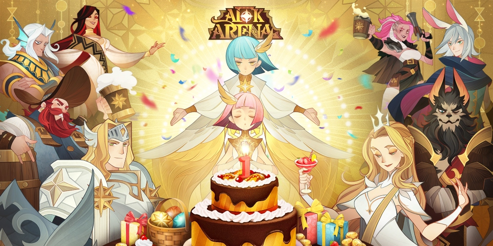 AFK Arena developers Lilith Games team up with SNK to bring Ukyo Tachibana to their popular idle RPG to celebrate its 1-year anniversary