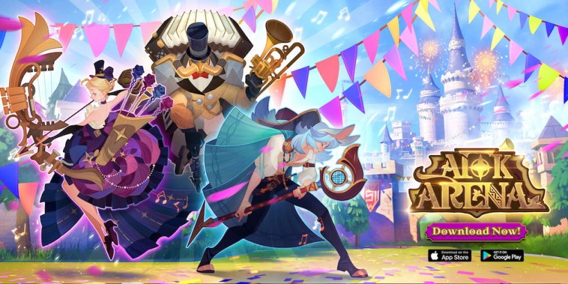 AFK Arena celebrates its 2nd Anniversary with the addition of two new heroes