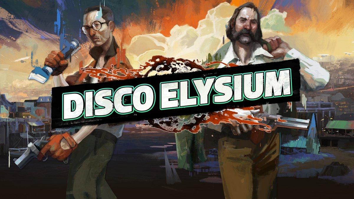Déjà devenu quasi culte, le RPG Disco Elysium prépare sa sortie sur Switch