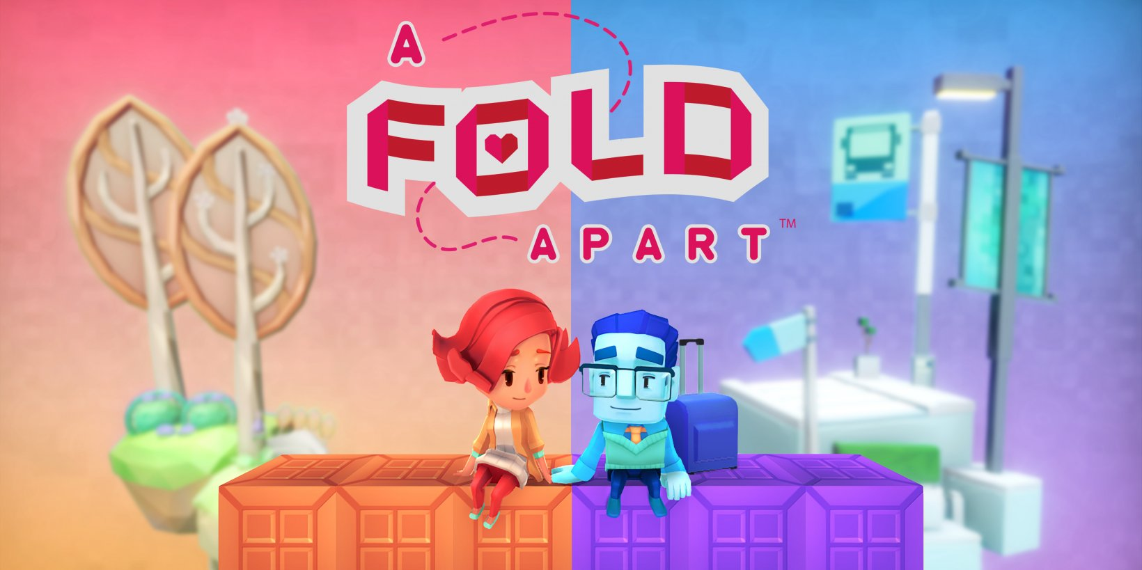 A Fold Apart, now available on Apple Arcade, is a heartfelt puzzler about the struggles of maintaining a long-distance relationship
