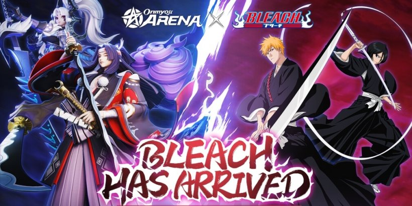 Onmyoji Arena's latest collaborative event adds characters from the popular anime Bleach
