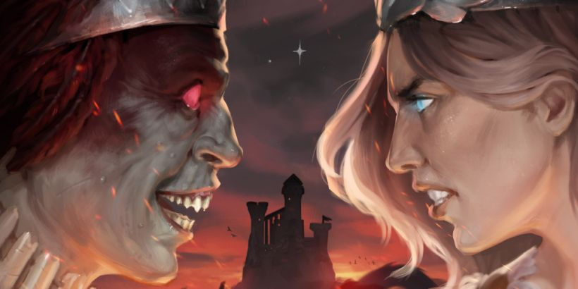 Crimson Company, the popular Kickstarter-funded card game, is coming to iOS and Android this year