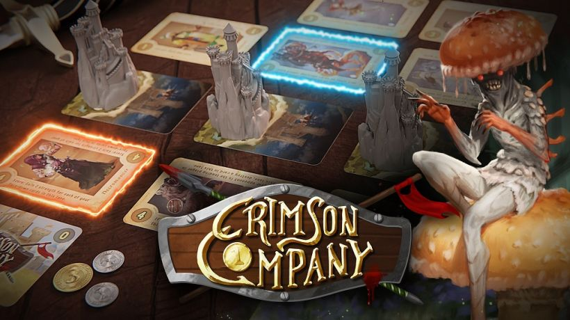 Crimson Company app version enters early access alongside new Kickstarter campaign