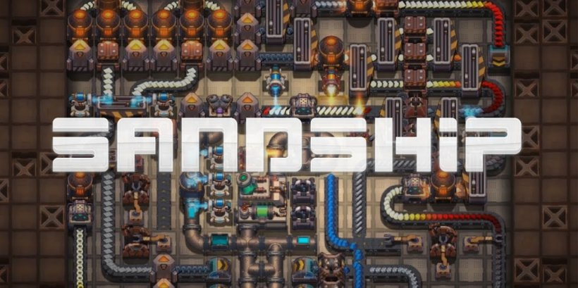 Sandship, Rockbite Games' award-winning sci-fi factory sim, has soft-launched for Android