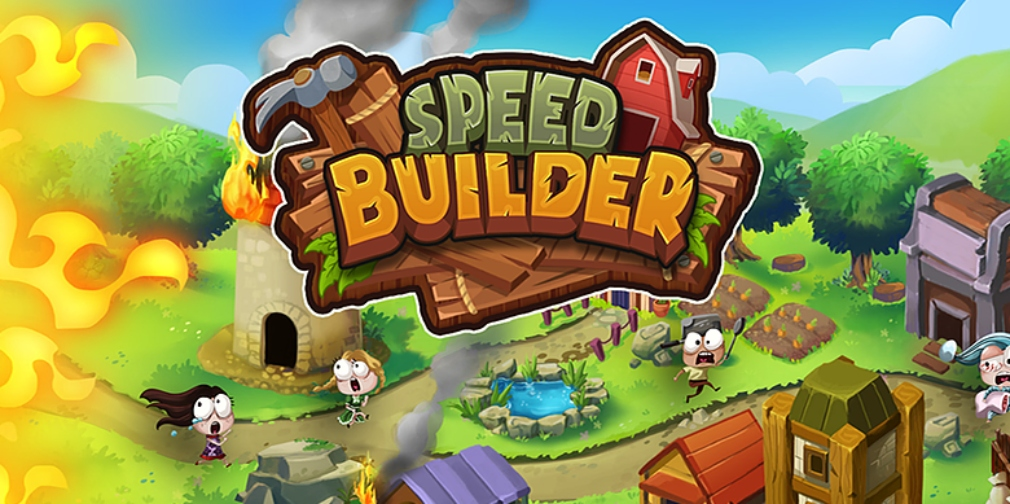 Speed Builder is an endless runner and city builder hybrid that's available now for iOS and Android