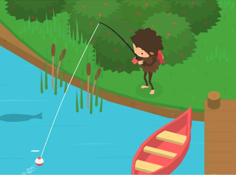 Sneaky Sasquatch. Несколько советов по рыбалке в игре