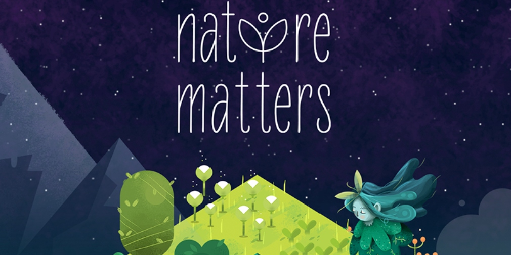 Nature Matters is a beautiful-looking puzzler about caring for the environment that's available now for iOS