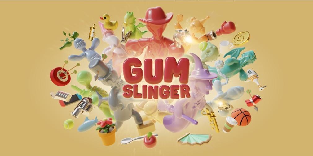 Gumslinger celebrates 3 million downloads by adding a new character, minigun weapon, and fresh levels