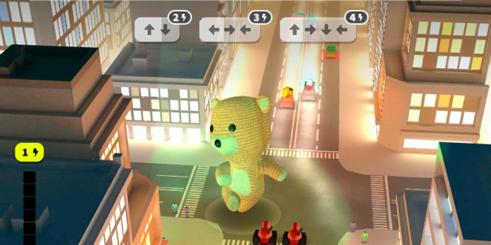 Giant Dancing Plushies, a colourful rhythm-action game for iOS, is on the lookout for beta testers