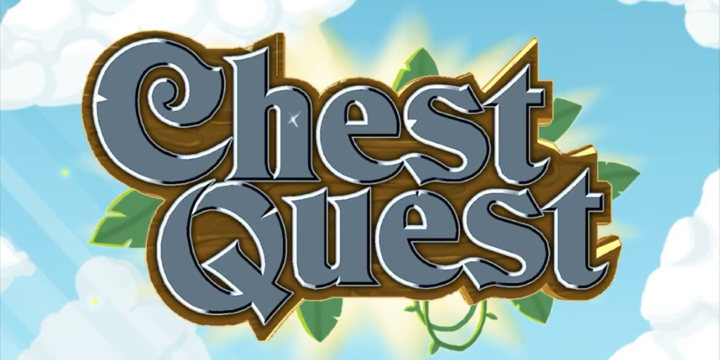 Chest Quest is an AR treasure hunting game that's available now for iOS