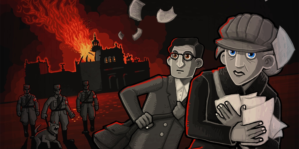 Through the Darkest of Times is a bleak strategy game for iOS and Android about a resistance group's struggles in Nazi Germany