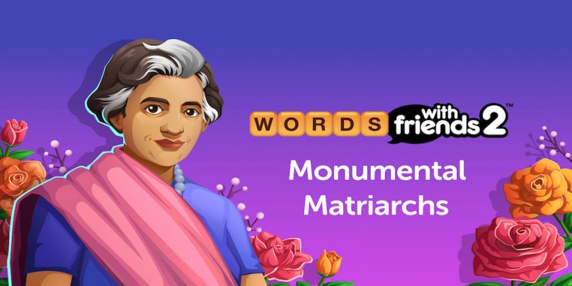 Zynga celebrates Mother's Day virtually by holding events in Words With Friends and FarmVille 2: Tropic Escape