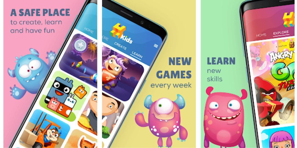 Hatch Kids, a subscription-based games and education service for kids, out now on UK & Ireland Google Play Store