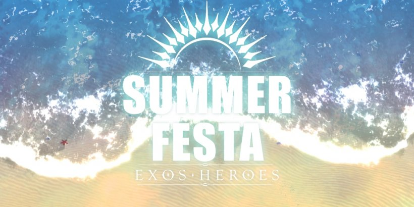 Exos Heroes hits 5 million downloads ahead of its Summer Festa event beginning