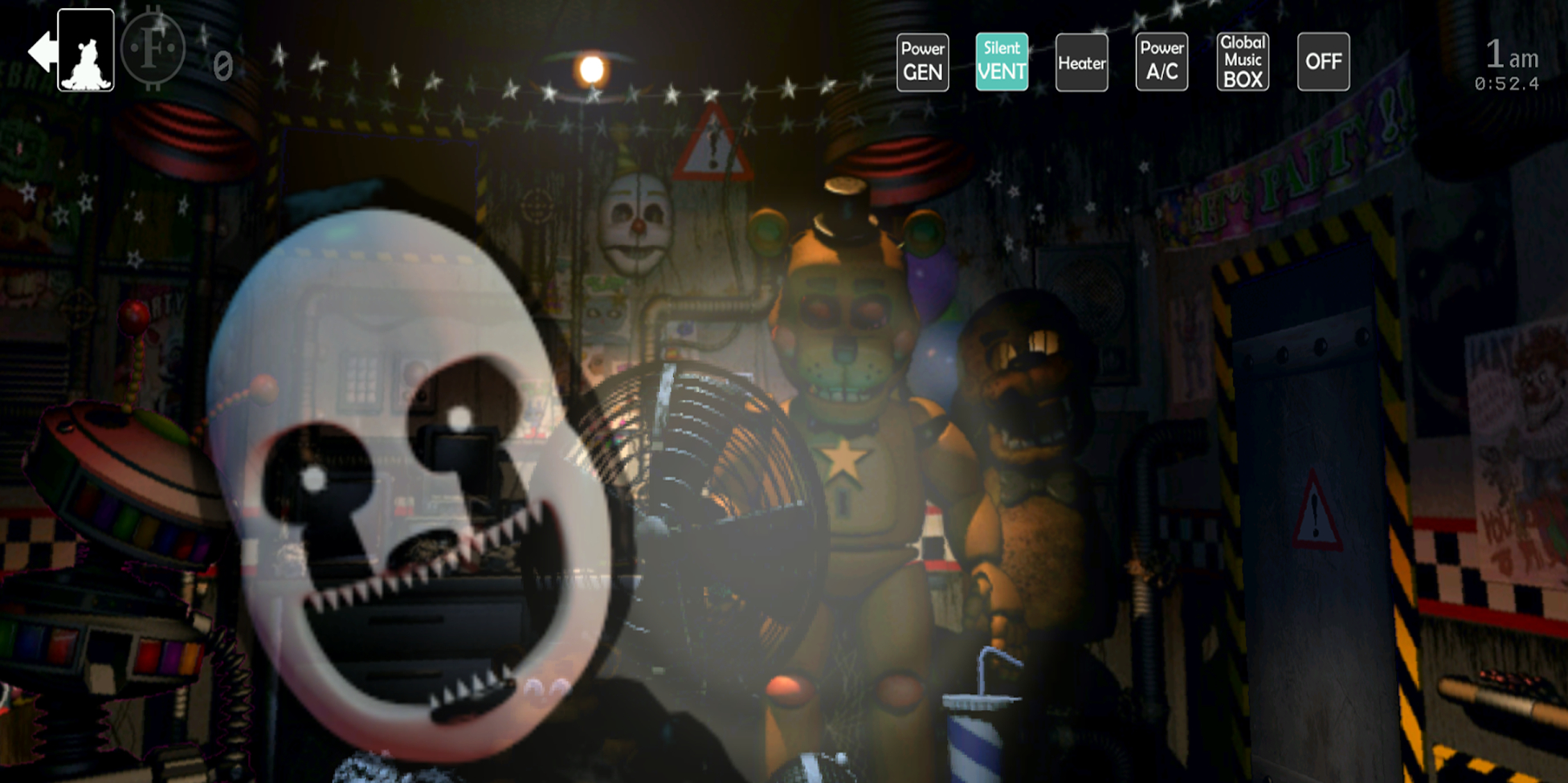 Ultimate Custom Night, le spin-off du jeu d'horreur atypique Five Night at Freddy, est disponible sur mobiles