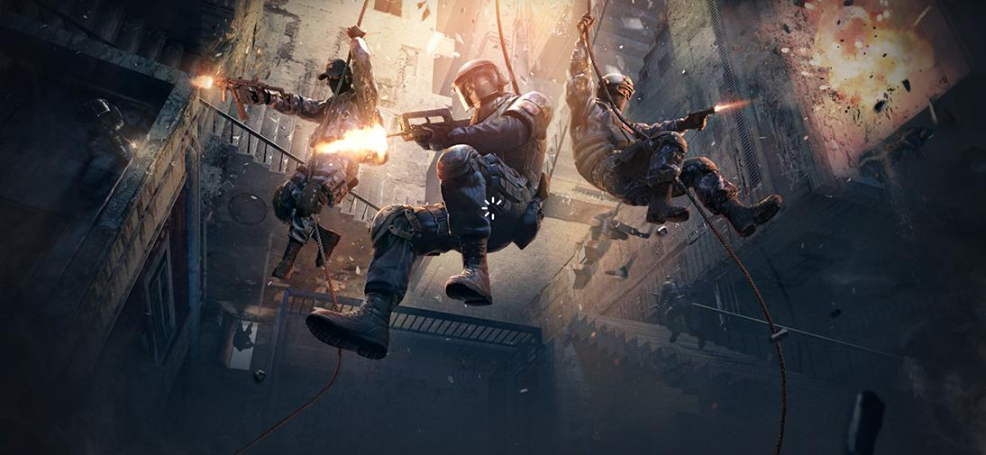 Should Ubisoft have sued over Area F2, the Rainbow Six: Siege clone?
