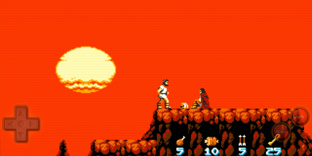 The Curse of Issyos is an 8-bit action platformer inspired by Greek mythology that's available now for iOS