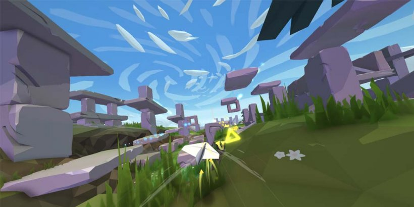 Lifeslide launches to the skies with new levels, a racing mode, and QOL upgrades in its latest update