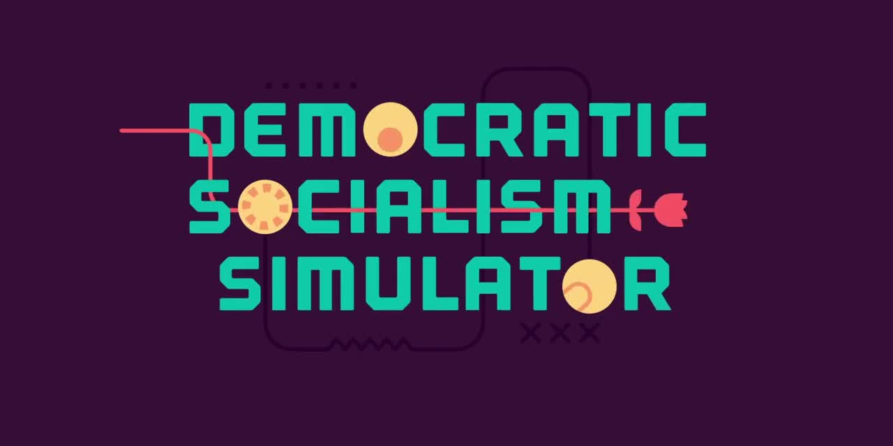 Democratic Socialism Simulator is a Reigns-like narrative game set in a world of talking animals