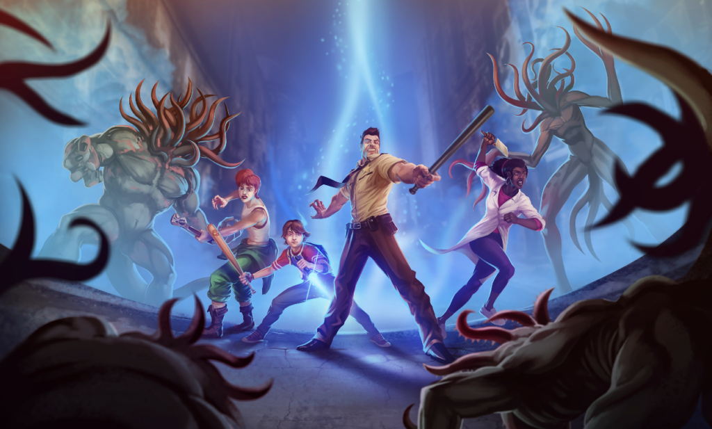 The Otherside is a turn-based, strategic RPG about battling otherworldly beings and it's available now for Apple Arcade