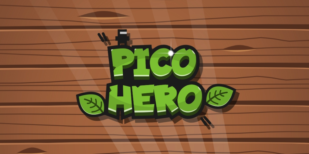 Pico Hero is a retro-styled action game for iOS and Android where you can also make and share your own levels