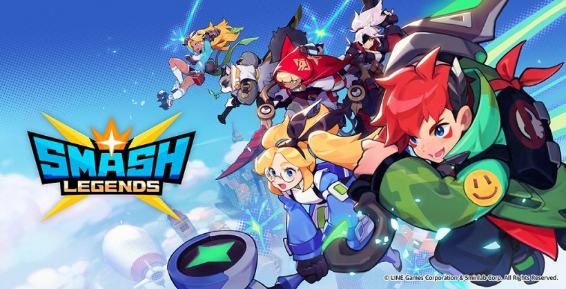 Smash Legends Interview: we spoke to the design team behind the fast-paced multiplayer brawler