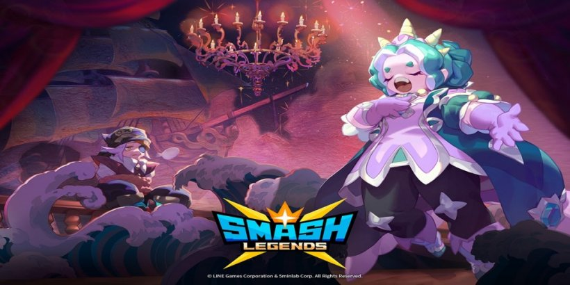 SMASH LEGENDS Season 7 introduces new character, events, and more