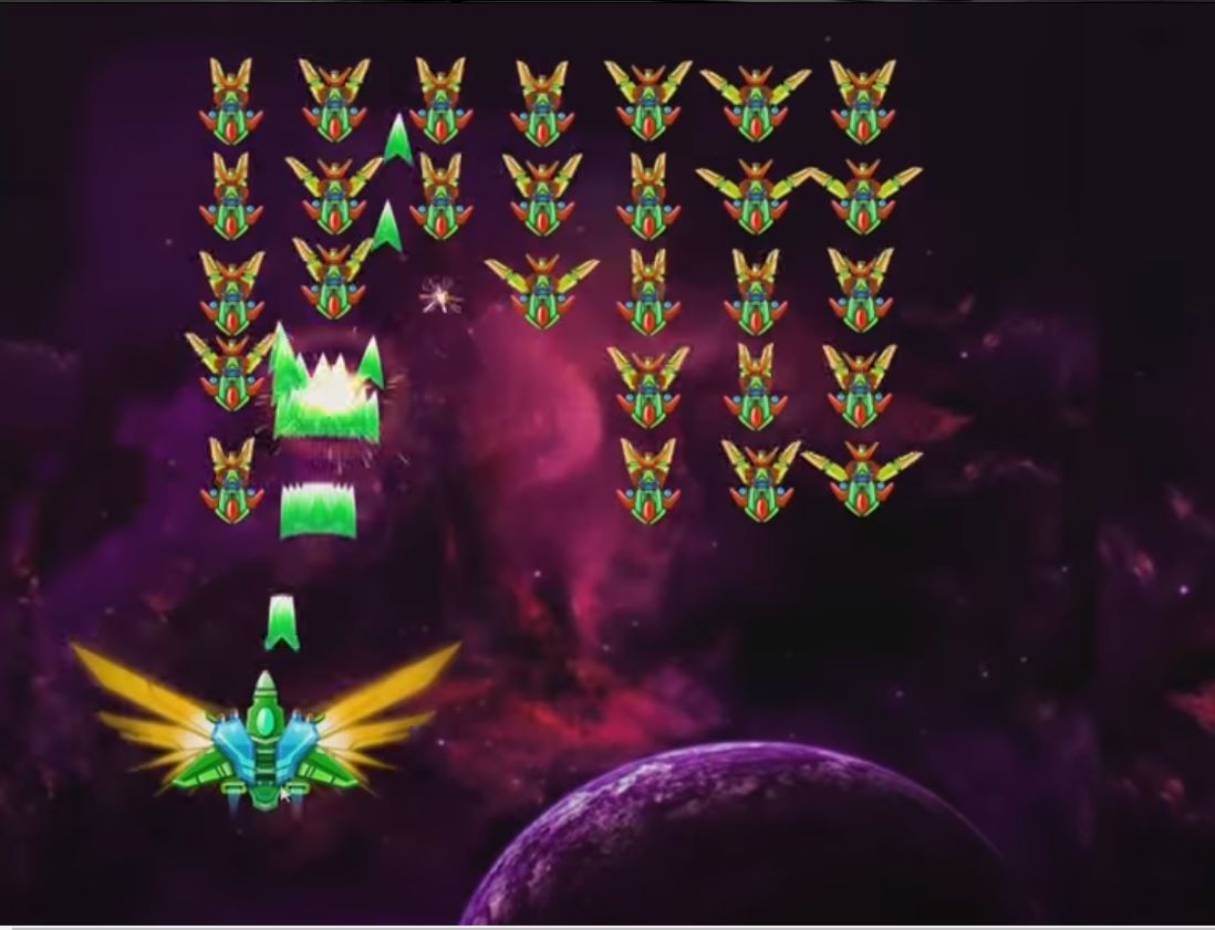 Galaxy Attack: Alien Shooter: Tips to help you master this nostalgic shooter