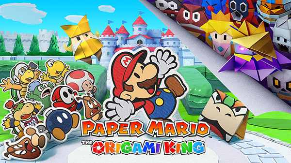 "Paper Mario: The Origami King review - ""A brilliant adventure, but the battles fall flat"""