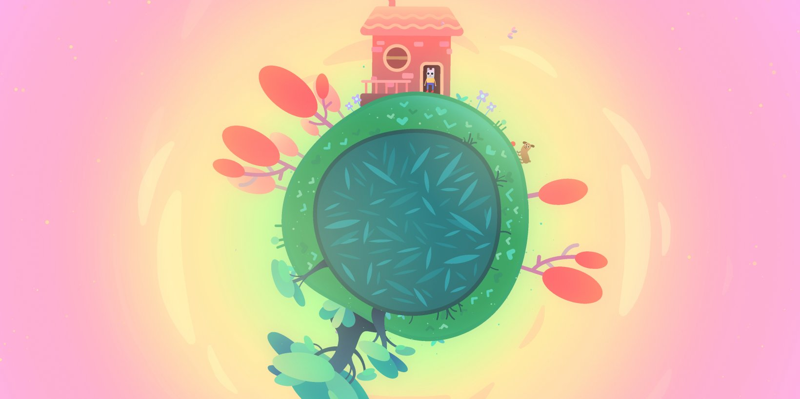 Winding Worlds is a charming and heartfelt adventure-puzzler available now on Apple Arcade