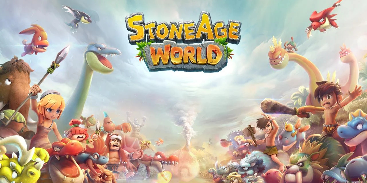 StoneAge World, Netmarble's prehistoric MMORPG, confirmed for a June 17th iOS and Android launch