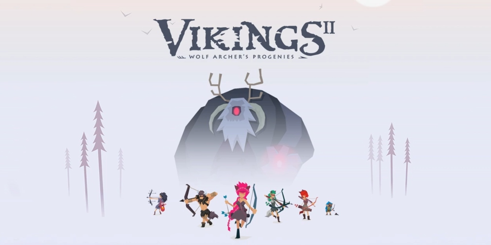 Vikings II is a shmup sequel to PinPin Team's Vikings: An Archer's Journey and it's available now for iOS and Android