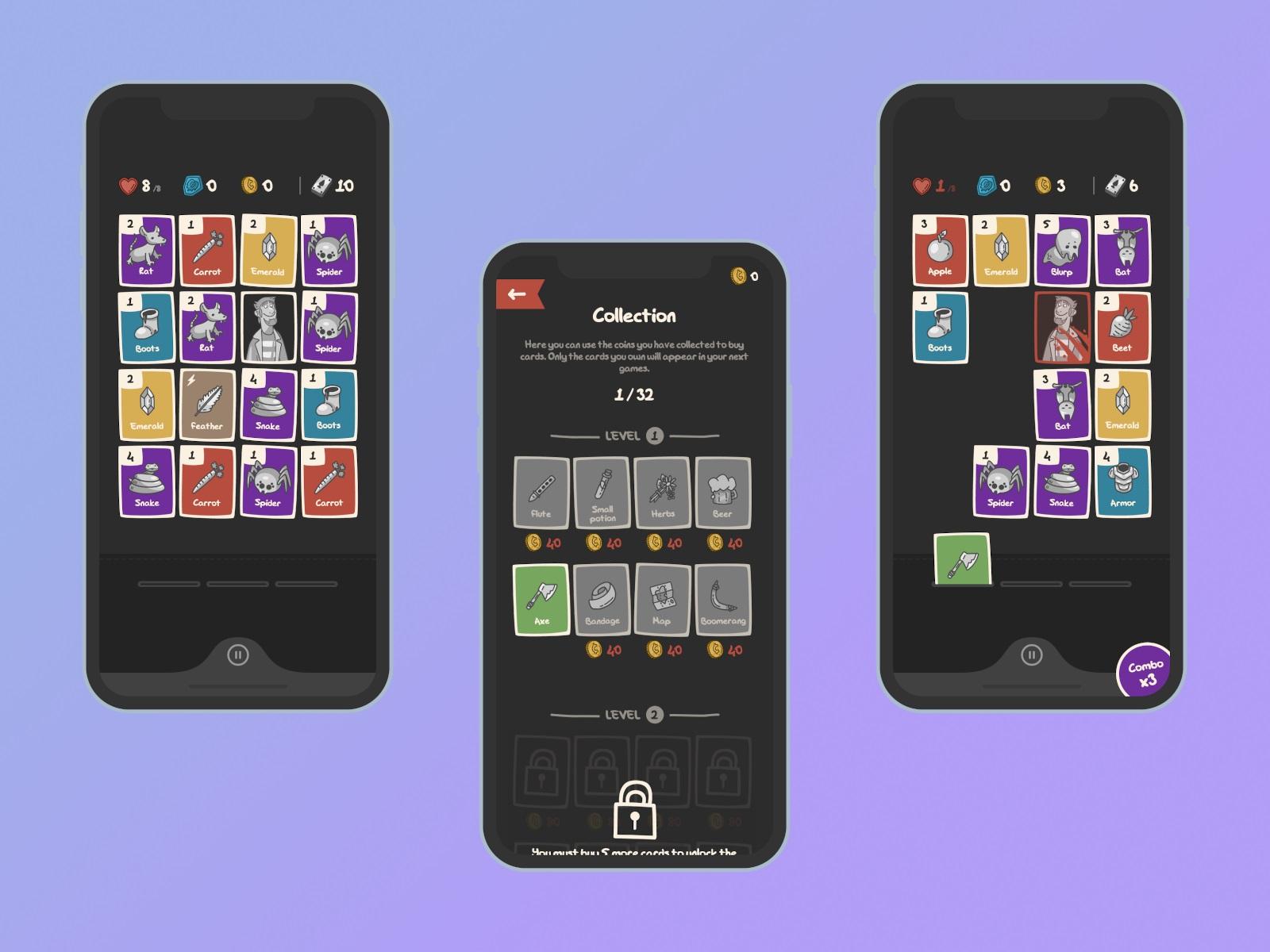Soif d'un nouveau Card Crawl? Endless Cards pourrait être le bon remède, disponible sur mobiles
