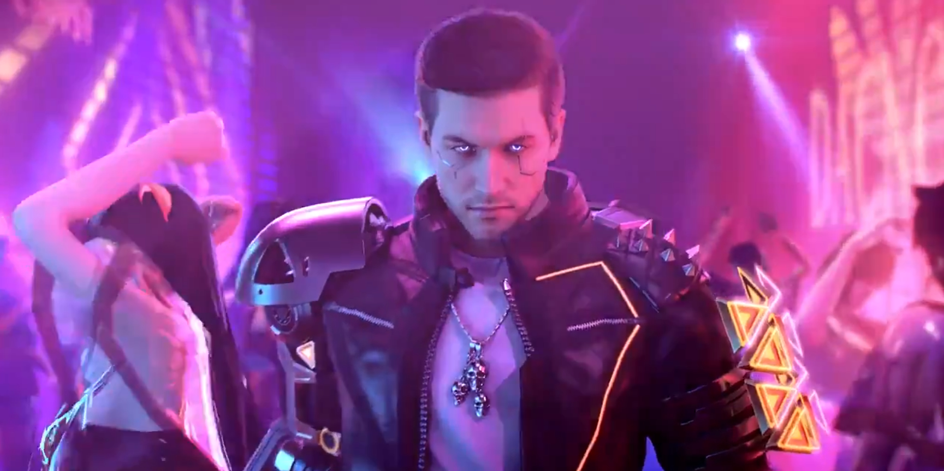 Is Code: T Theseus a rip-off of Cyberpunk 2077?