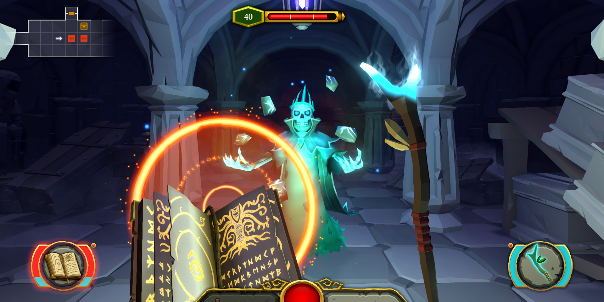 Towers of Everland, a stylish first-person dungeon crawler, is this week's Apple Arcade game