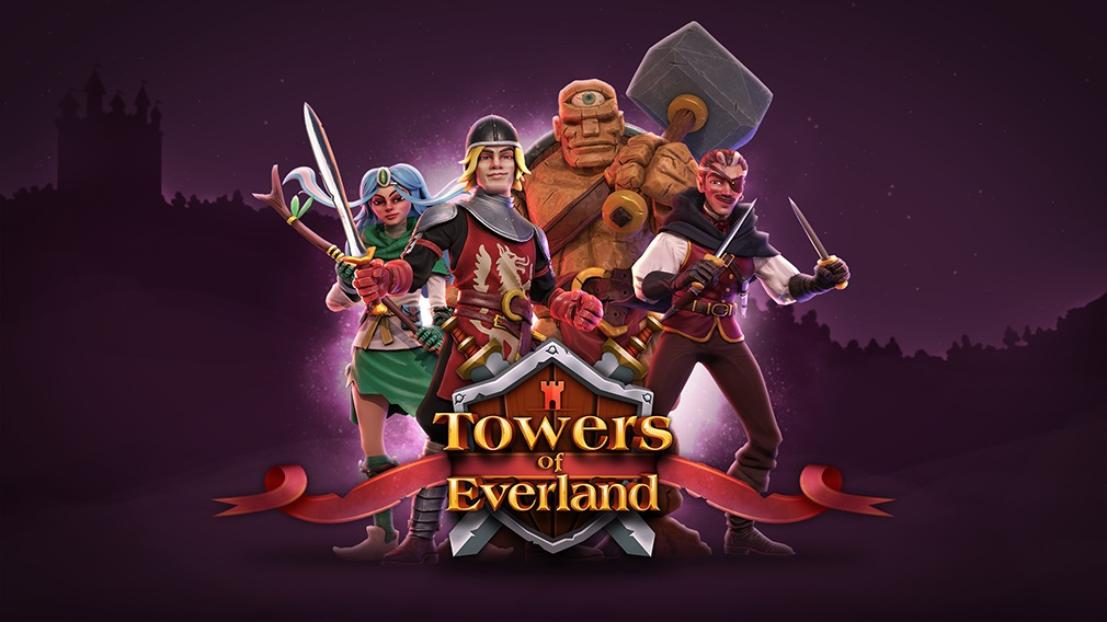 Towers of Everland's latest update introduces new weapons, gear and more