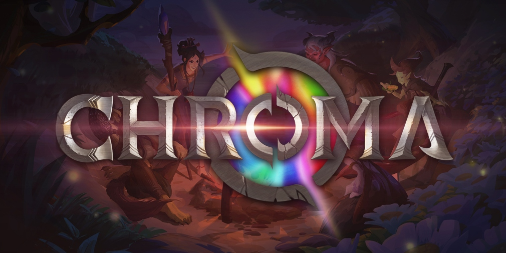 Chroma: Bloom and Blight is an upcoming card game for iOS and Android that was recently funded on Kickstarter