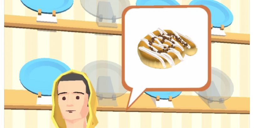 Bake It, Kwalee's hypercasual cooking game, has been downloaded over 10 million times since launch